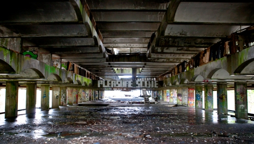 st peters seminary graffiti 2